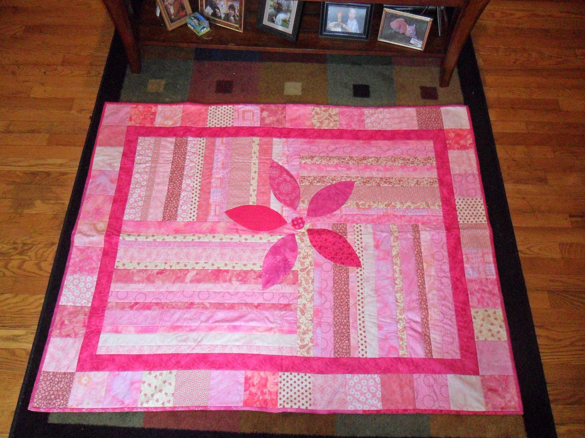 best 25 pink quilts ideas on easy quilt 87265