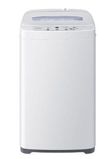 portable washing machine haier hlp24e 15 cubic foot portable washer with stainless steel tub our - Haier Washer Dryer Combo