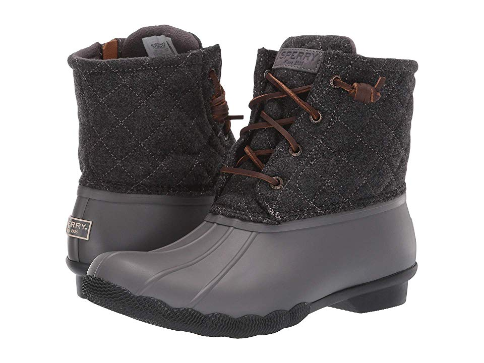 Sperry Saltwater Quilted Wool Women's