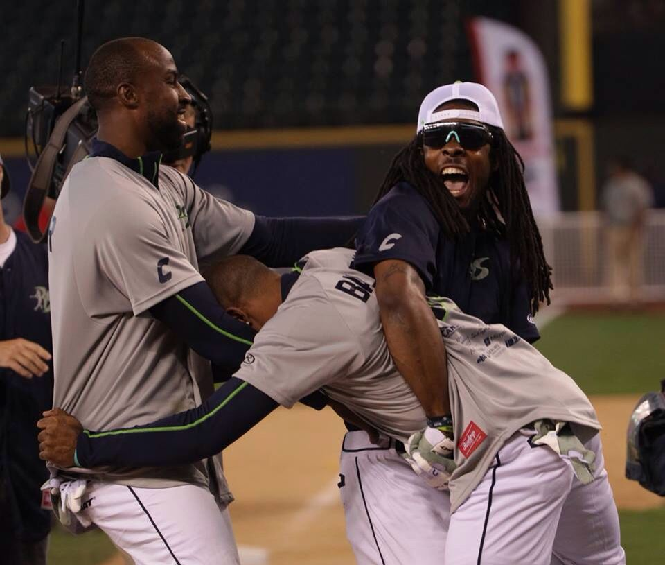 Seahawks Richard Sherman's Celebrity Softball Game