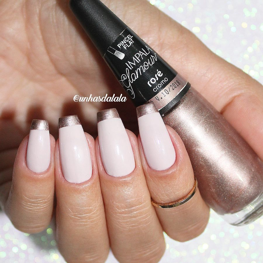 Brazilian nail exercito