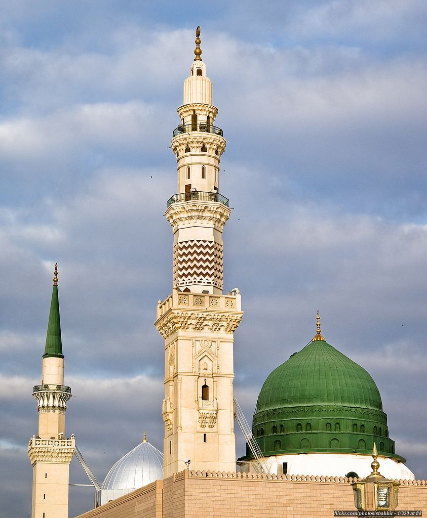 Nabawi Mosque Pictures
