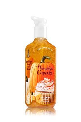Pumpkin Cupcake Deep Cleansing Hand Soap Soap Sanitizer Bath