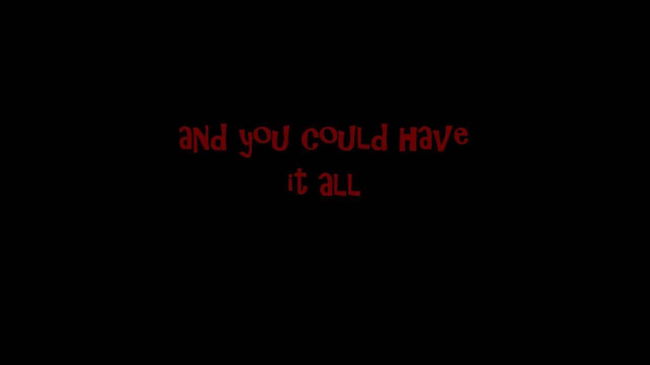 NINE INCH NAILS HURT WITH LYRICS - YouTube   Music   Pinterest ...