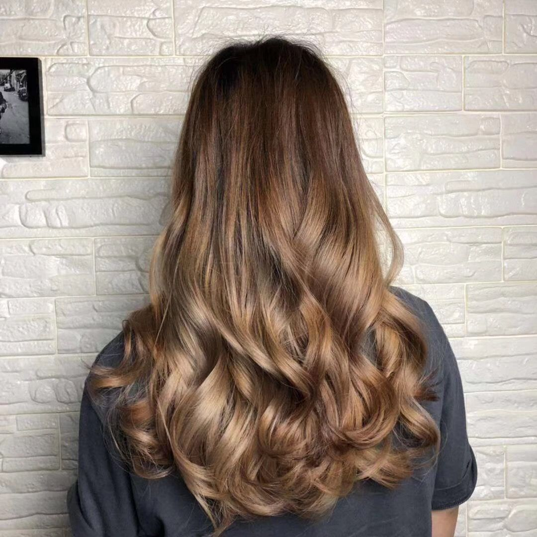 Hottest private label hair color brand names light brown