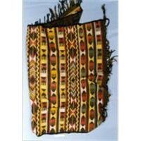 Igbo akwete cloth, University of Birmingham, UK