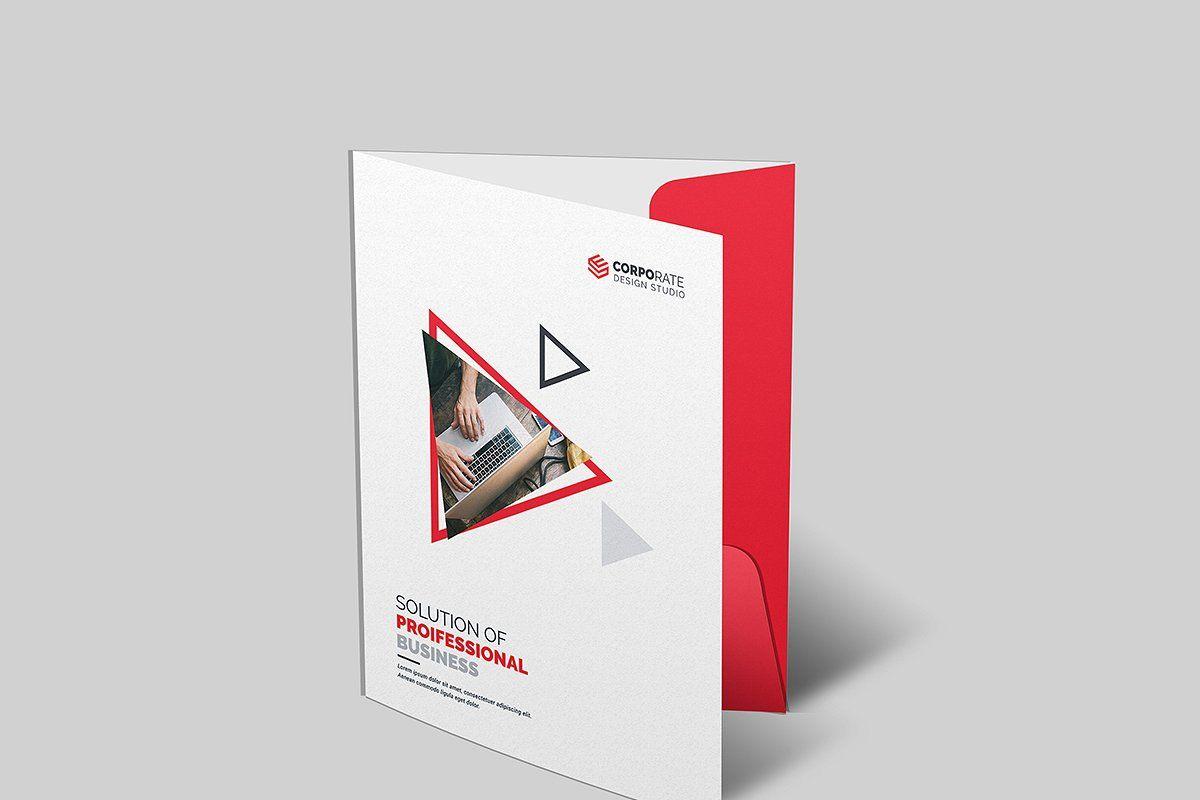 Pro Presentation Folder , #AFFILIATE, #Folder#Presentation#Editable#Information ...