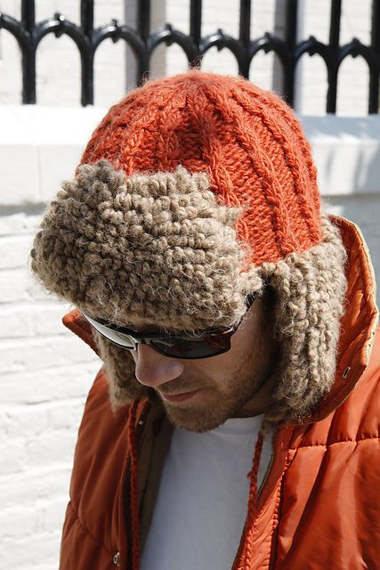 Mackinaw Knitted Hat pattern by Alex Capshaw-Taylor ...
