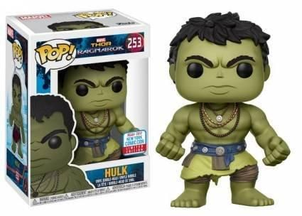 Hulk Figure Collectible Funko Pop Official Marvel Thor Ragnarok One Geek Details Dimensions Product H Funko Pop Avengers Funko Pop Marvel Pop Figurine