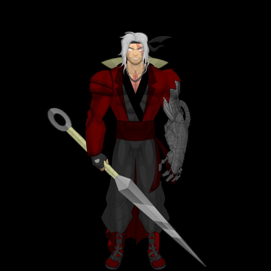 Toonman Villain Animeson by mrredx Villain, Game