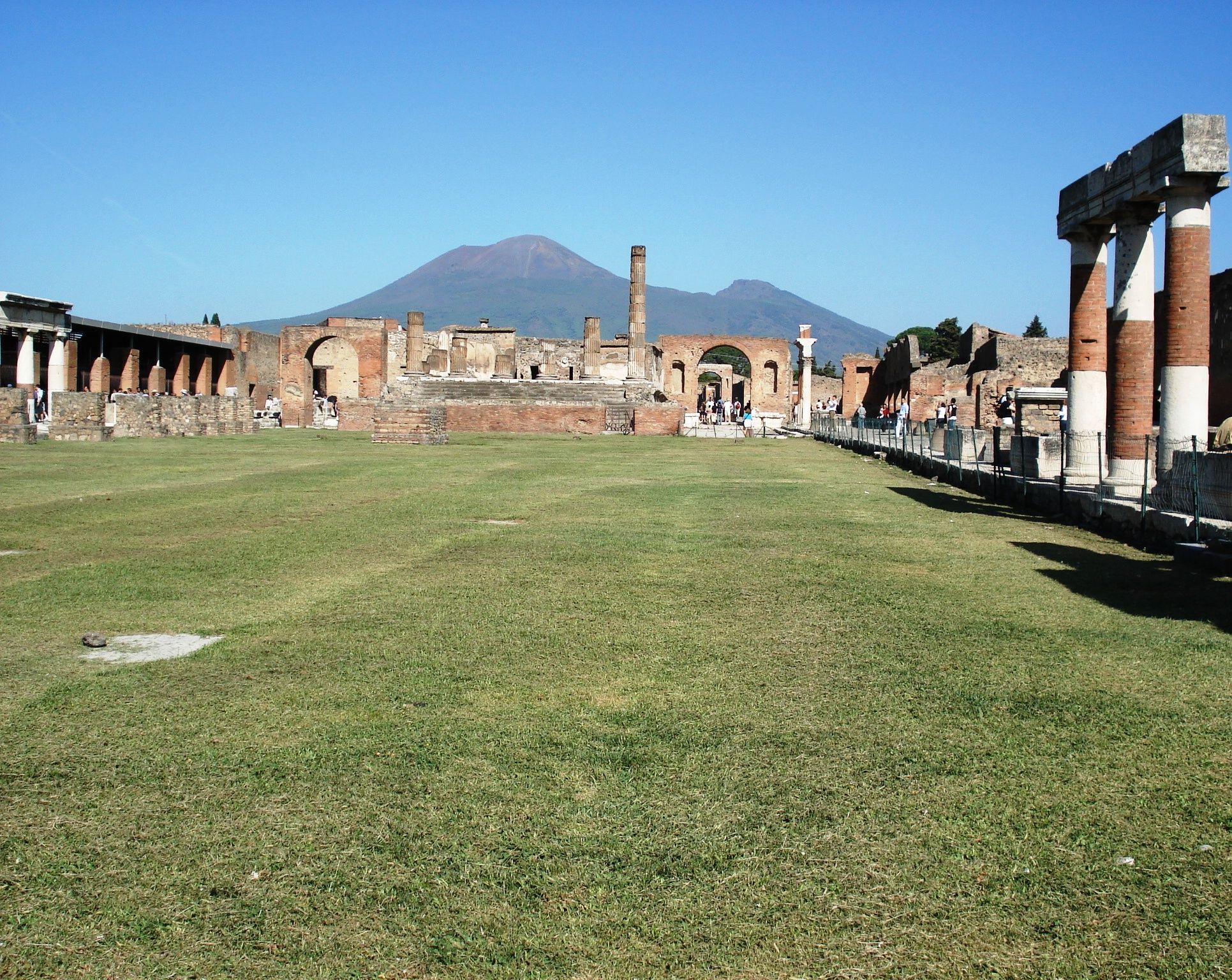 The Behemoth that destroyed Pompeii
