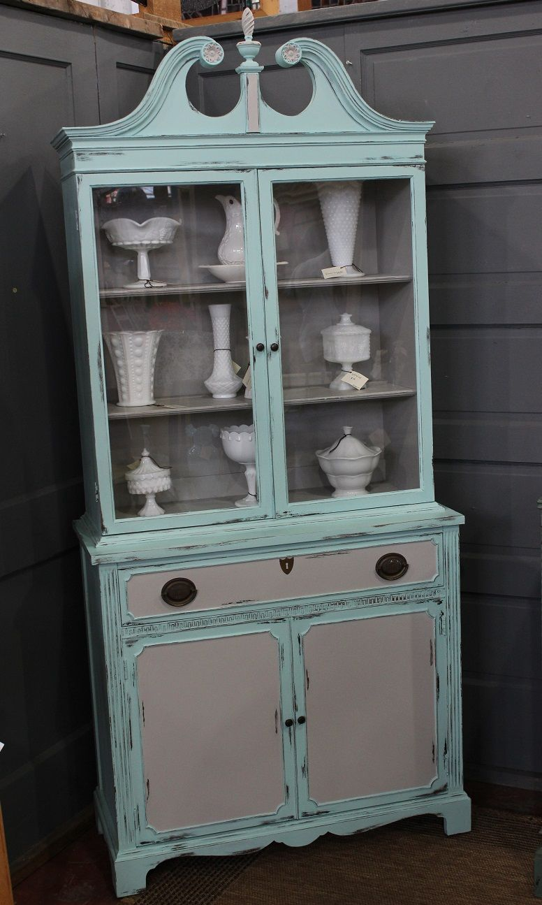 When You Can't Decide Between Two Colors… Do Both! Antique