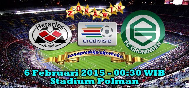 Prediksi Heracles Vs Groningen 6 Februari 2015 Groningen Belanda Februari