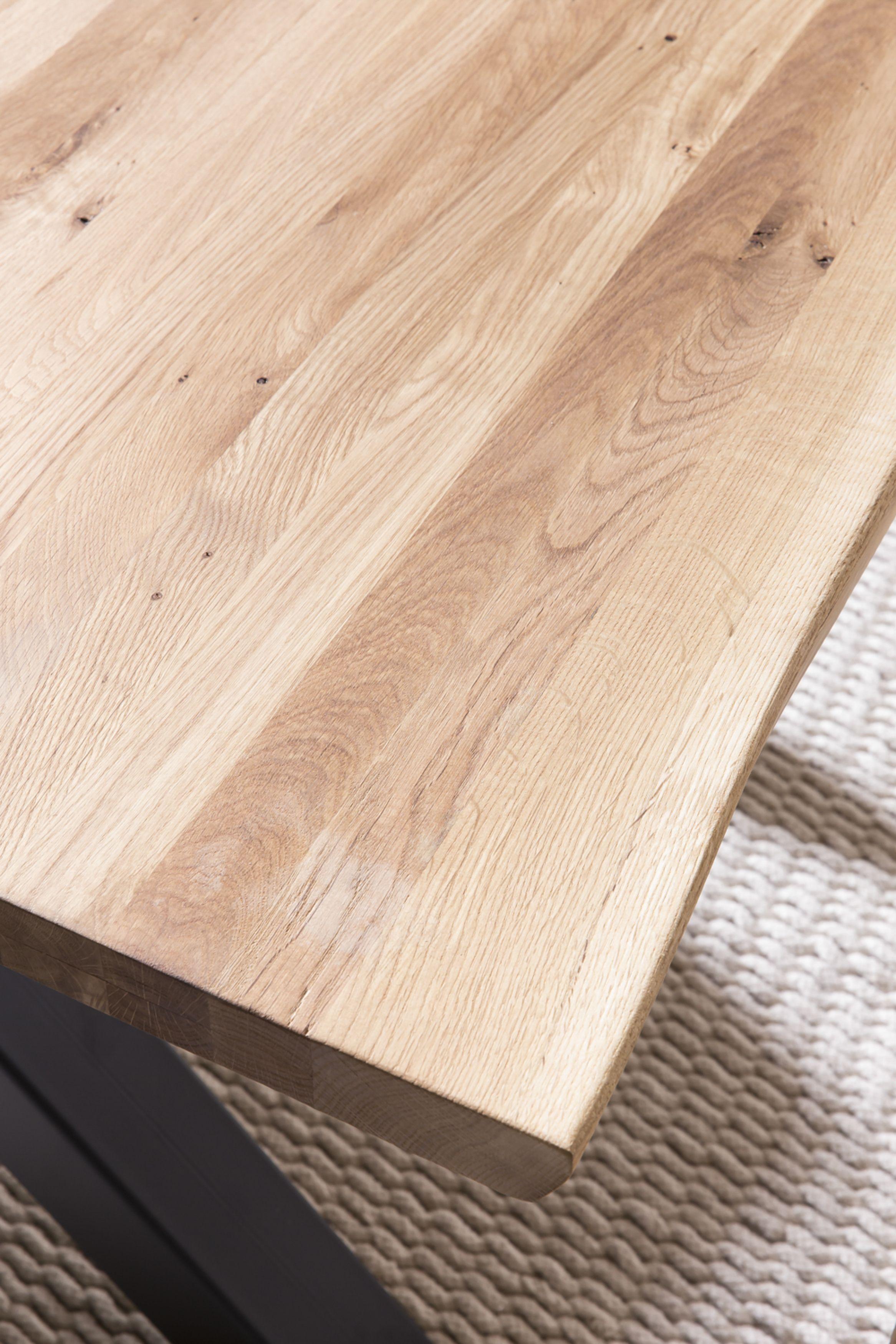 Pin Von Comnata Esstisch Auf Holzarten Esstisch Holz Esstisch Und Esstisch Wildeiche Massiv