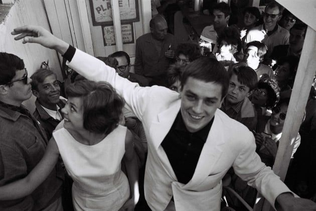 En star au Festival de Cannes