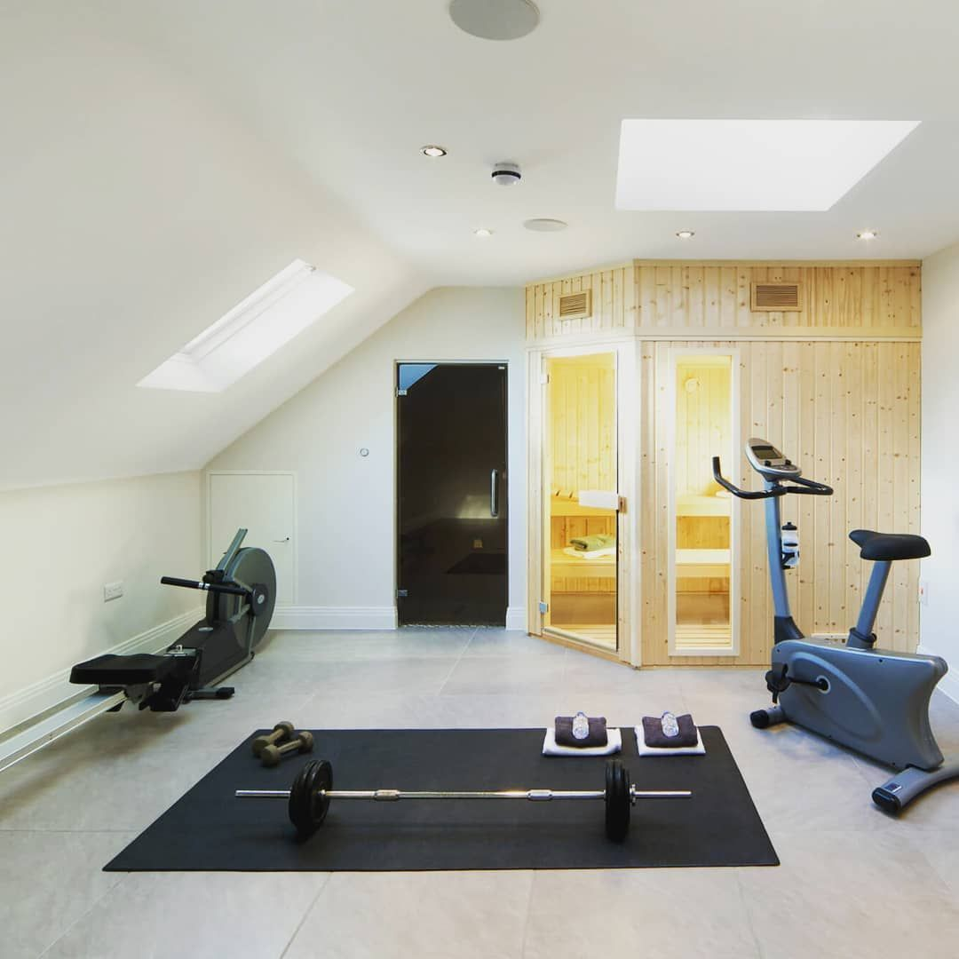Photo of Workout Room Home Basement | Workout Room Home