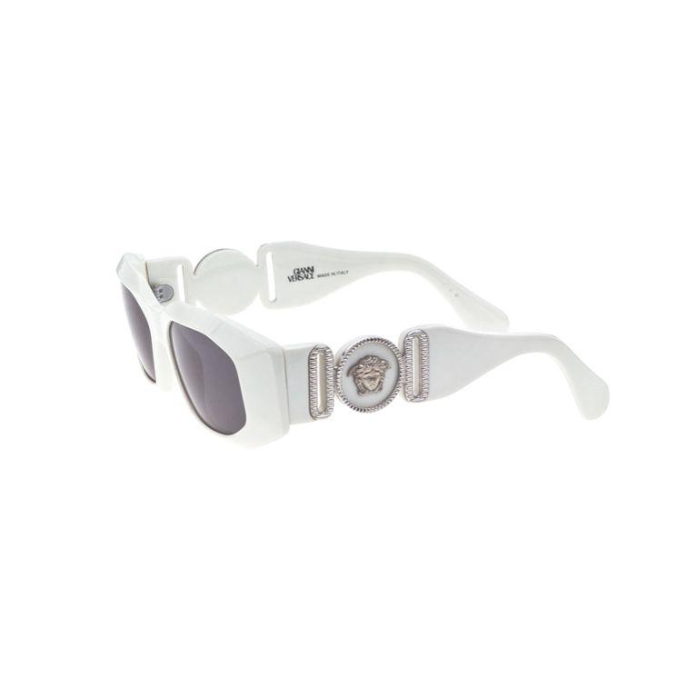 c42d8e2a8466 Gianni versace sunglasses mod 414 b white