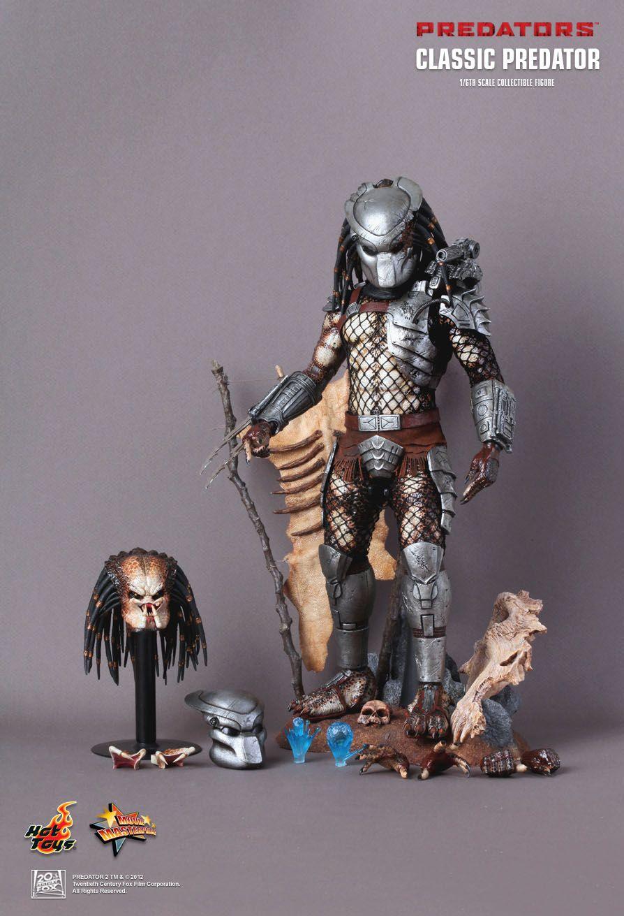 Hot toys predator 1
