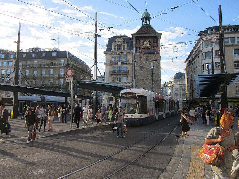 Cenevre - Dünyanın En Pahalı Şehirleri
