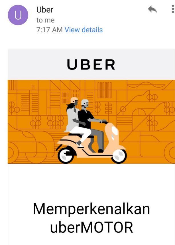 Dibacaonline Cara Mendaftar Jadi Driver Ubermotor