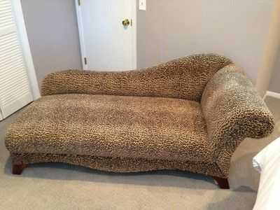 Outstanding Leopard Print Velvet Chaise Fainting Couch Excellent Unemploymentrelief Wooden Chair Designs For Living Room Unemploymentrelieforg