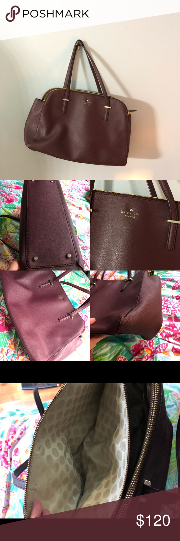 Kate Spade Purse Cleaner