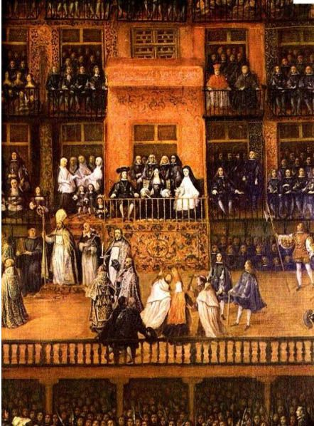 On the Spanish Inquisition and the Crusades   Hacienda