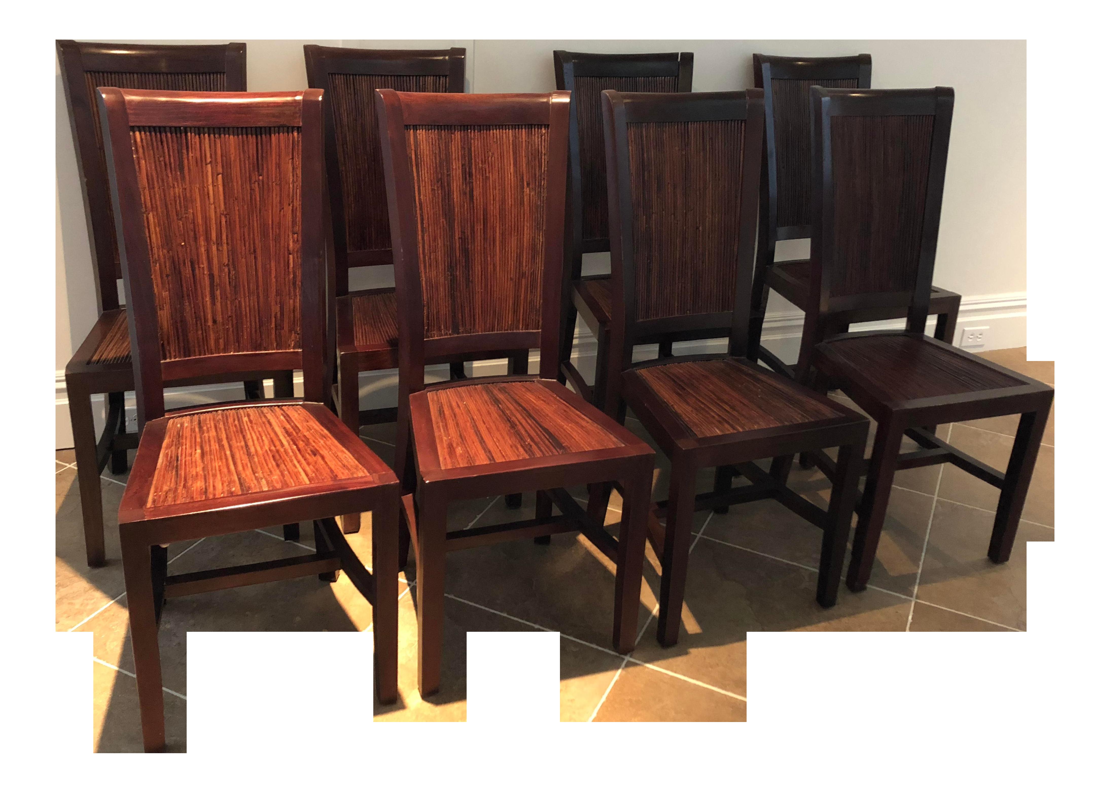 Custom Klismos Dining Chairs Set Of 8 Chairish Dining Chairs Klismos Dining Chair Chair