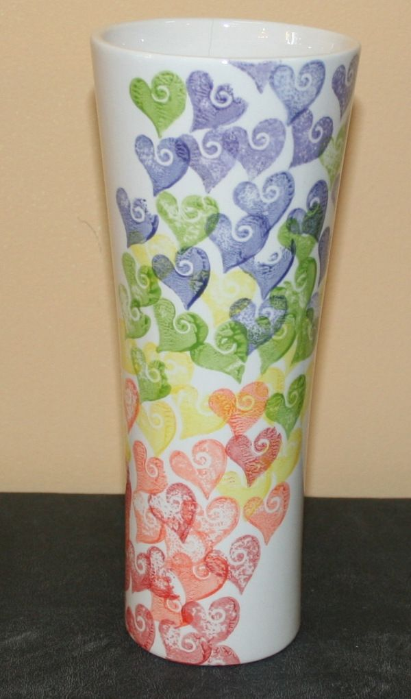 Were Making Vases For Mom For Mothers Day At Our Spring Break