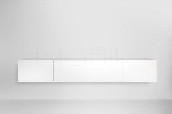 edge 220 zwevend tv meubel grijs slaapkamer n p pinterest