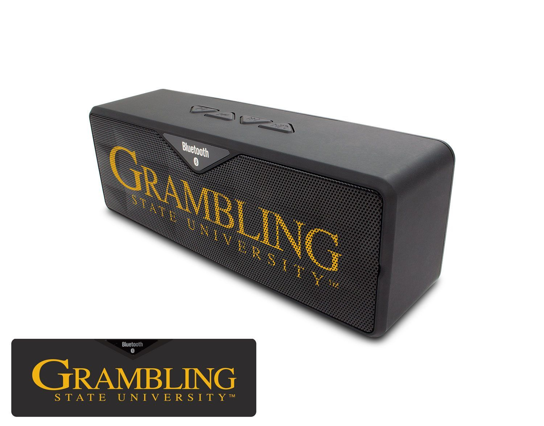 Grambling State University Black Bluetooth Sound Box