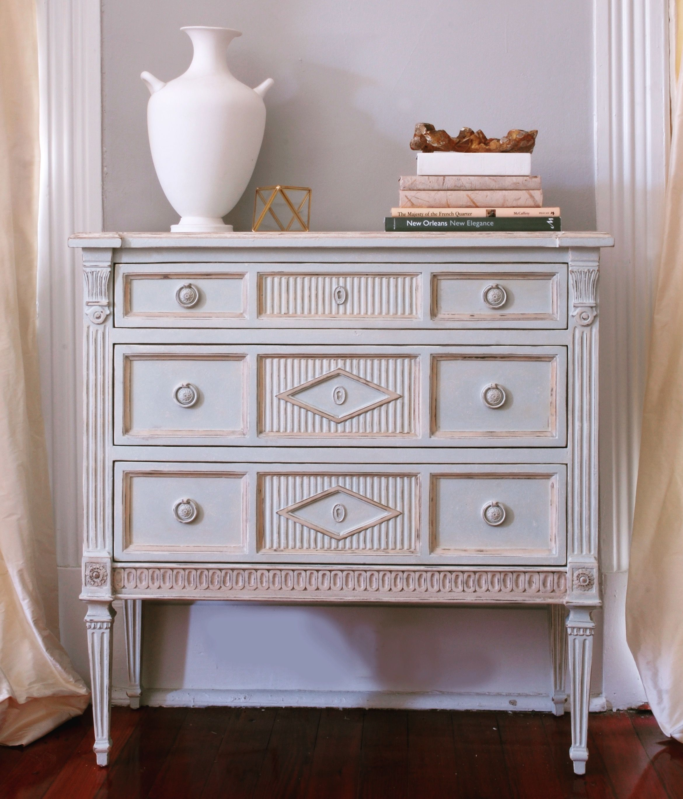 The Aria Collection is inspired by the Swedish Gustavian style. The ...