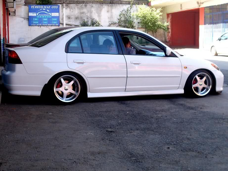 7th Generation Honda Civic (20012005) Sayfa 4