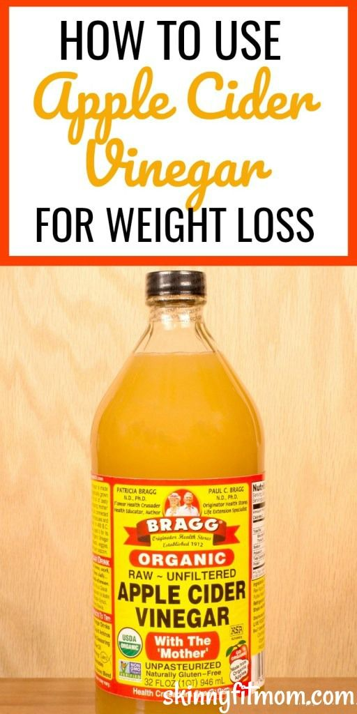 How To Use Apple Cider Vinegar For Weight Loss And Benefits Weight