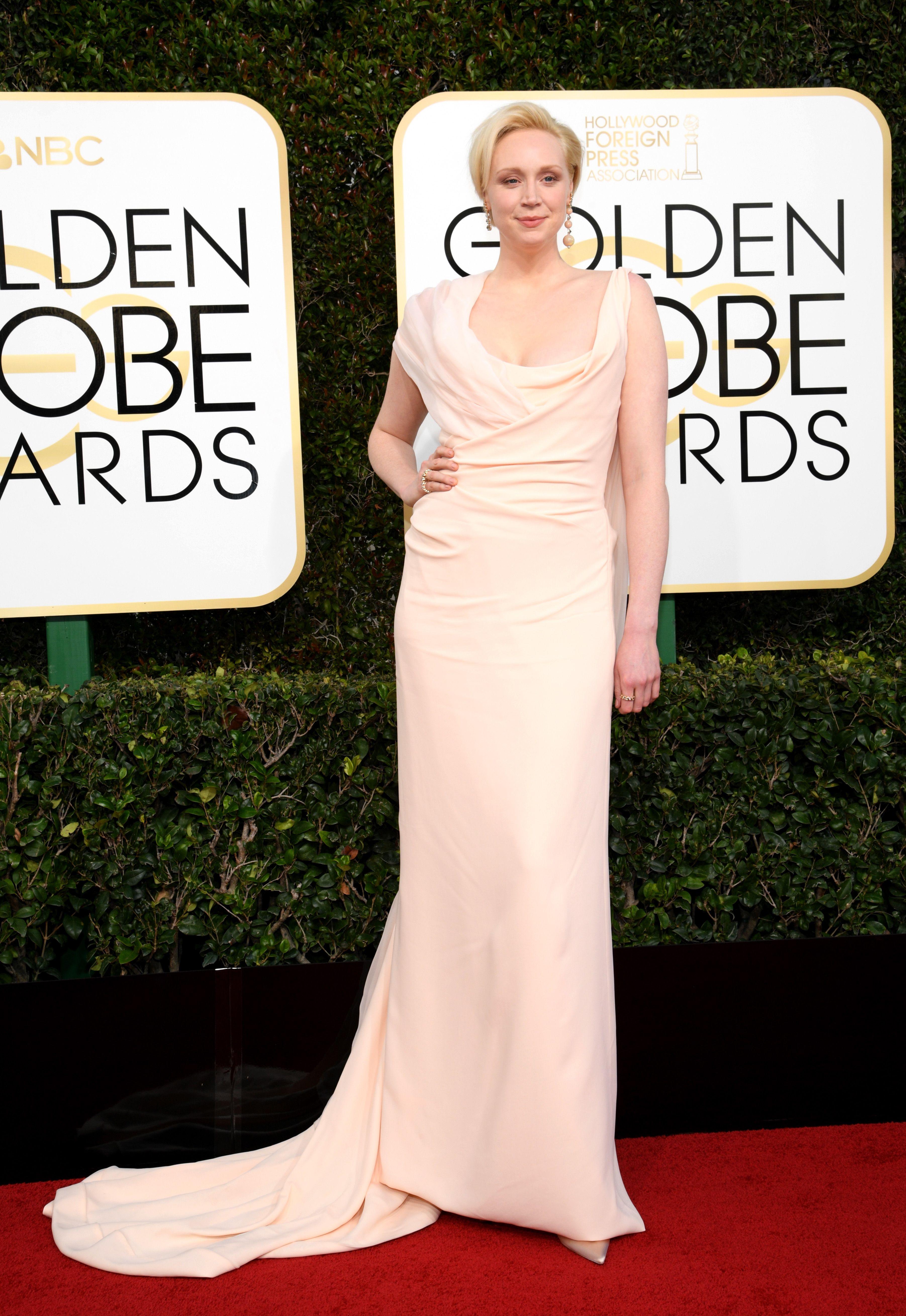 Golden Globes 2017 red carpet fashion