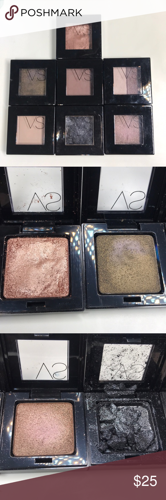 d6d01024273ab 7 pc Victoria Secret eyeshadow singles 7 single eyeshadows from ...