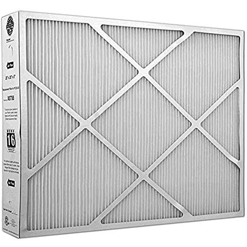 Lennox 20 x 26 x 5 Inch MERV 16 Efficient Air Filter
