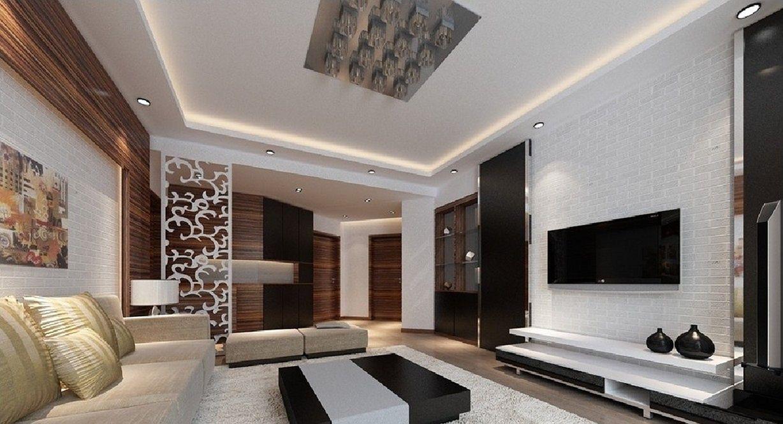 25 Elegant Living Room Wallpaper Design For Amazing Home Decoration Elegant Living Room Wallpaper Elegant Living Room Living Room Renovation Simple elegant living room