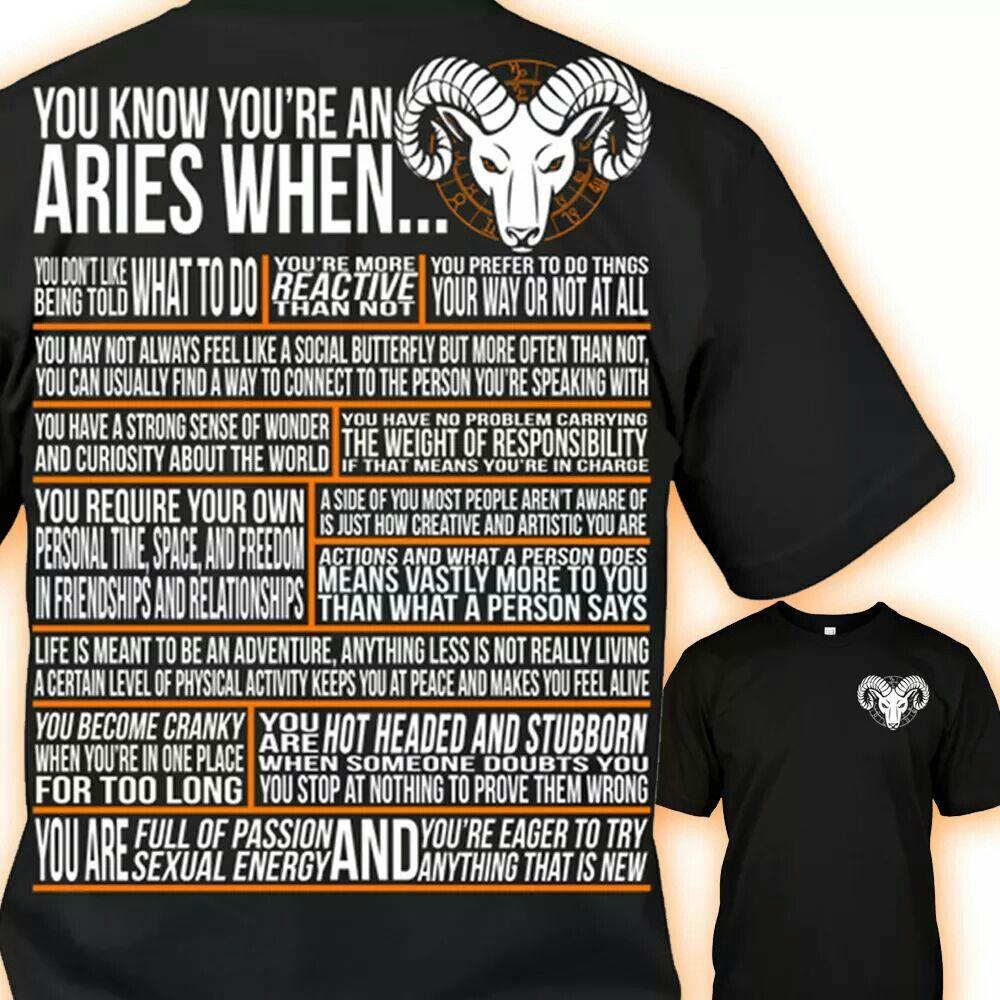 #Aries Lifestyle