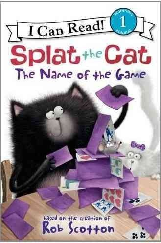 The Name of the Game (I Can Read. Level 1)