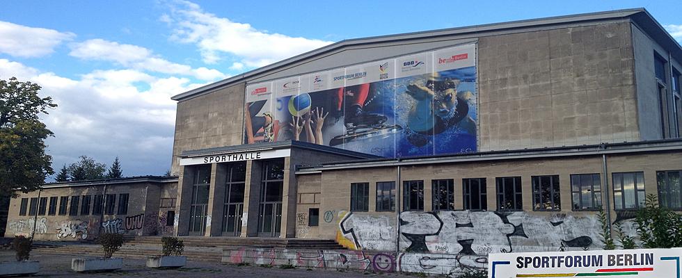 Sportforum Berlin Olympia Berlin Stadt