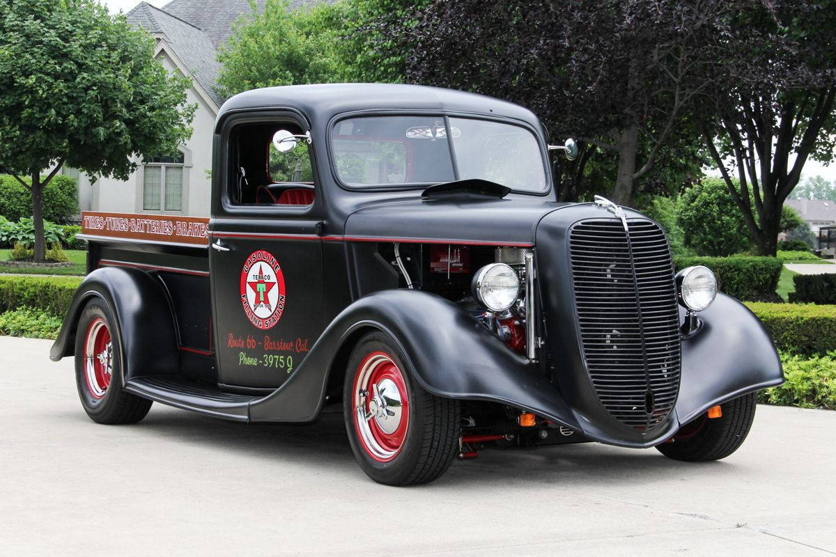 1937 Ford Pickup | Classic Cars for Sale Michigan - Antique Muscle ...