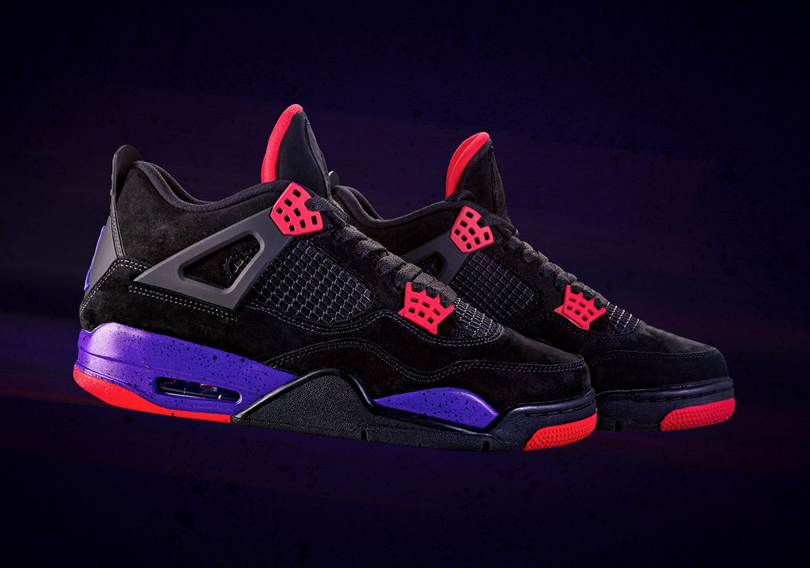 ae39112fc57930 Where To Buy The Air Jordan 4 Raptors  thatdope  sneakers  luxury  dope   fashion  trending