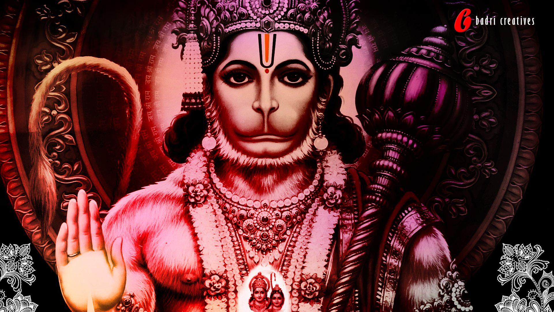 Hd wallpaper of hanuman - Lord Hanuman Hq Wallpaper
