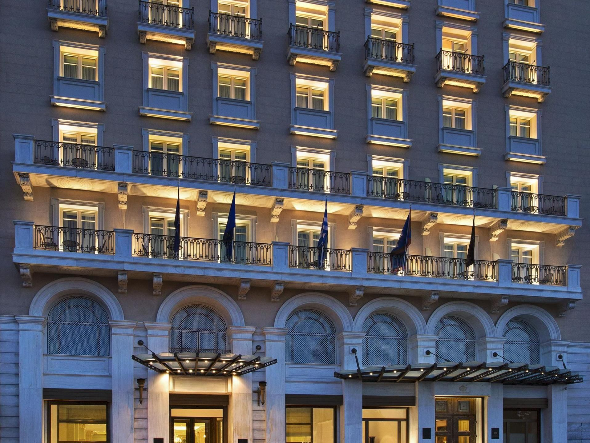 Star Hotels In Athens City Centre