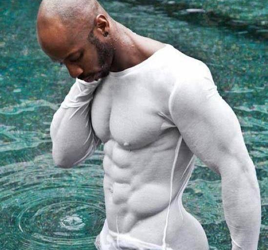 Horny Amateur Black Guy