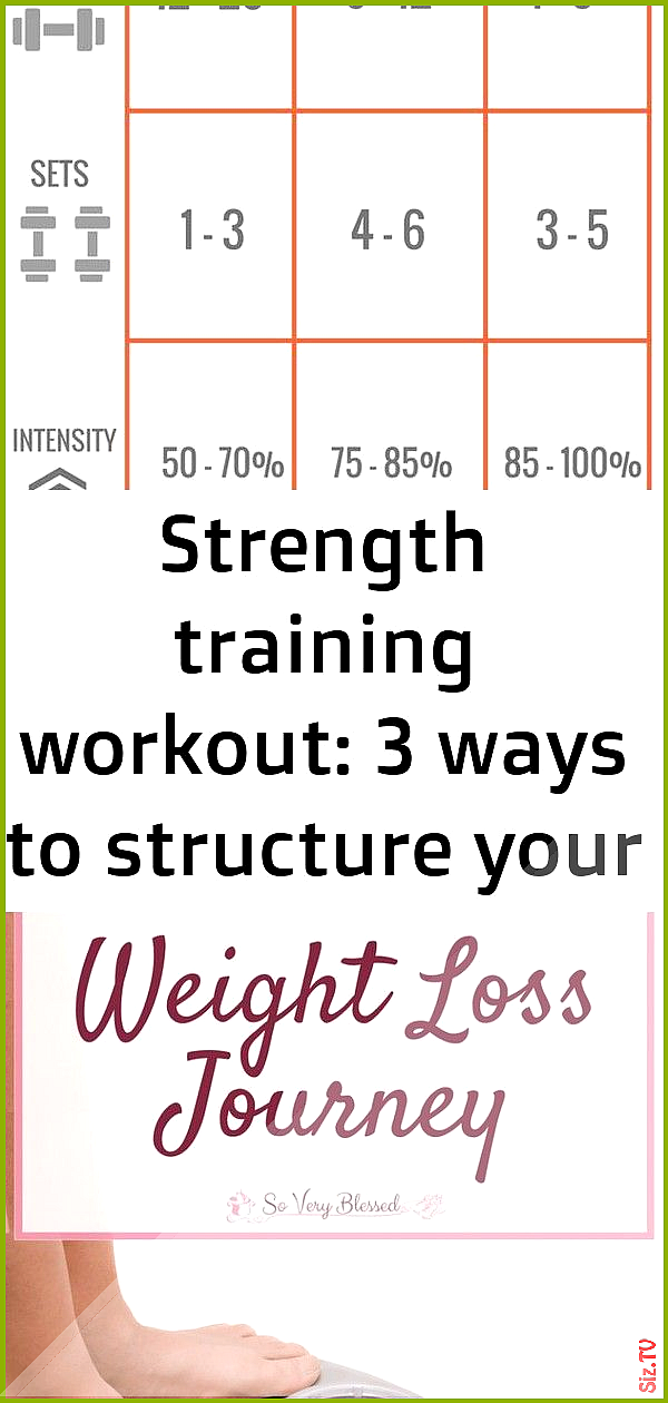 Strength training workout 3 ways to structure your next one 2 Strength training workout 3 ways to st...