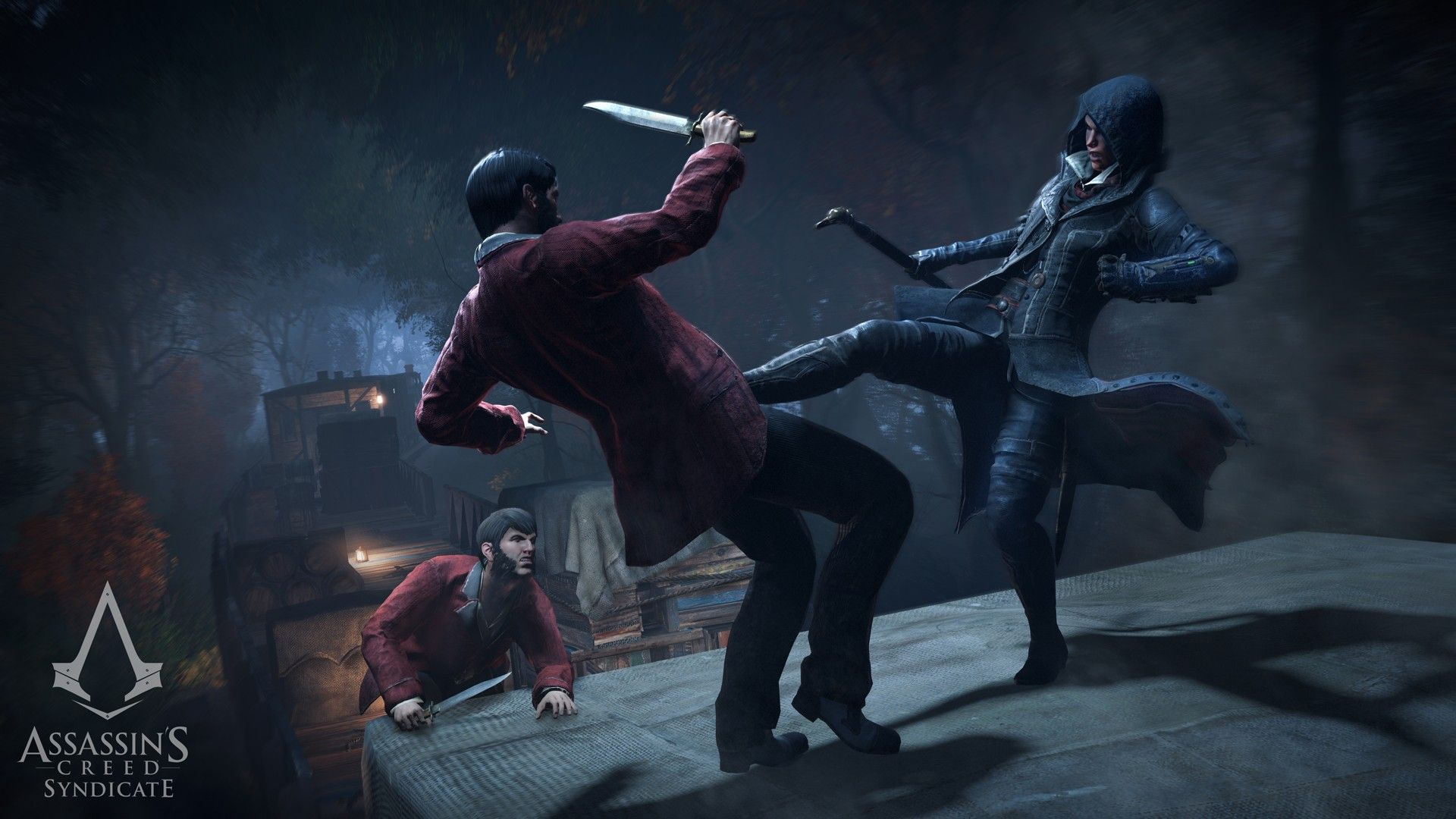 Assassins Creed Syndicate Hd Wallpapers Backgrounds Wallpapers