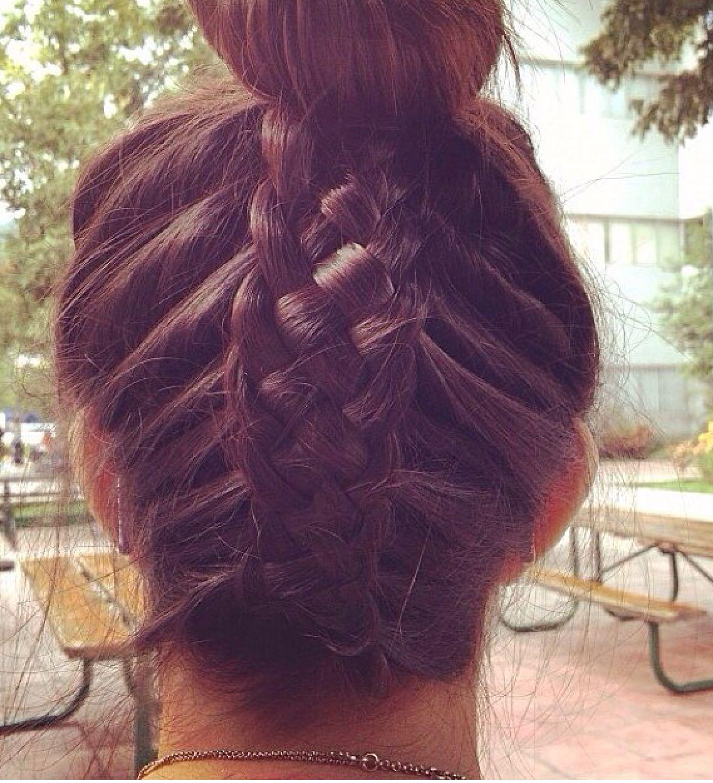 Inverted dutch strand hairstyles i love complex braiding