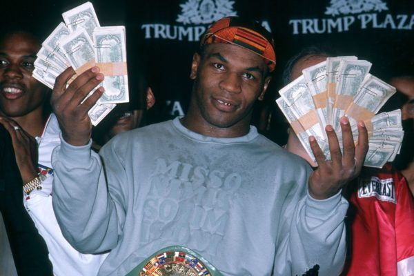 Mike Tyson Money   Mike tyson, Mike tyson boxing, Tyson